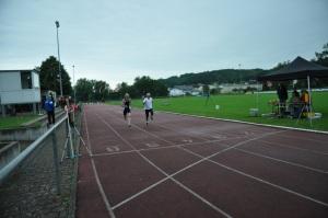 2. Lauf 100 Meter