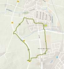 Geländelauf über 3,9 km